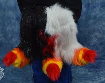 Custom: Kitsune Tails