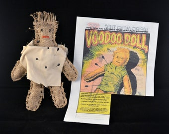 Creepshow Voodoo Doll Replica 1:1 Scale Very Rare Prop