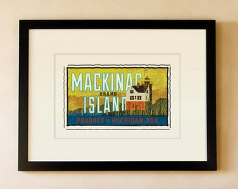 Mackinac Island - Michigan