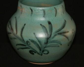 Celedon Vase