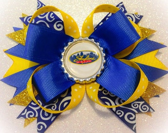 Skyline Chili Stackable Bottle Cap Hair Bow