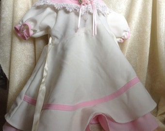 Beautiful Easter Pink Child's Dress