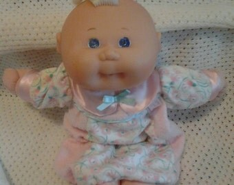 First Edition Cabbage Patch Baby Doll by Mattel circa 1988