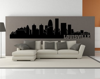Louisville Decal Etsy