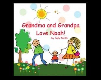 Grandpa And Grandson Etsy