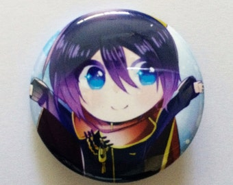 Noragami Anime Button Pin Accessory (Yato)