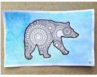 Bear - Original