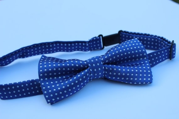 royal blue bow tie boys bow tie baby royal blue youth bow