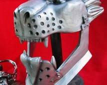 Dragon Age: Inquisition Cullen's Concept Helmet for Cosplay