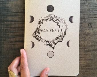 Manifest Journal Sketchbook