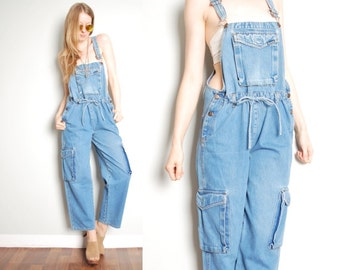 Popular Items For 90 S Overalls On Etsy