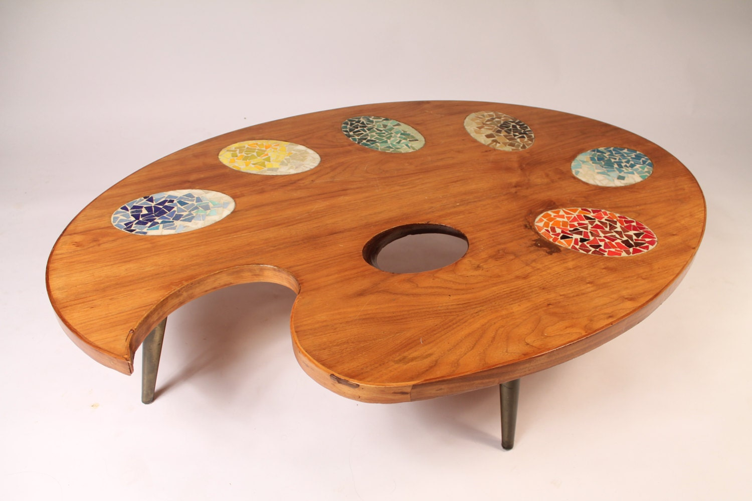 Unique coffee table made in the 70s haute juice for Unusual coffee tables