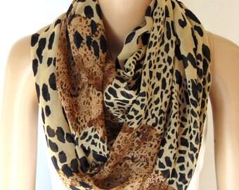 "Large Chiffon Silk Scarf  62"" Length x 28"" Width"