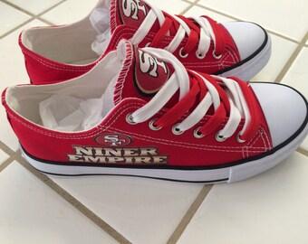 49ers empire unisex tennis shoes