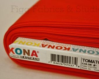 KONA Cotton in Tomato (Color 7)