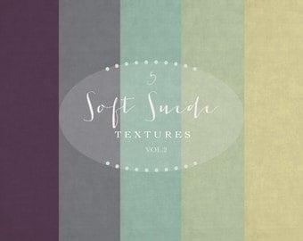 5 Suede textures, suede digital paper, velvet digital paper
