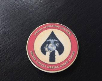 Operation Enduring Freedom OEF challenge coin