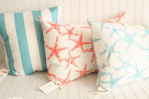 Starfish Pillow Covers