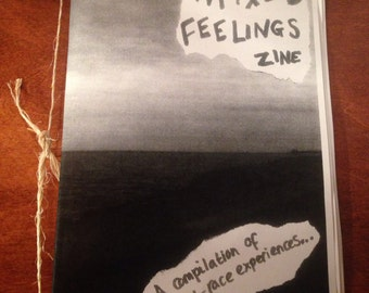 Mixed Feelings Zine - A Compilation Of Mixed-Race Experiences