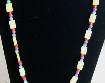 "Funland 29"" Necklace - Colorful"