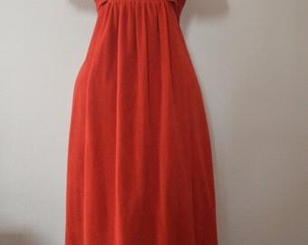 1940's hippy vintage dress