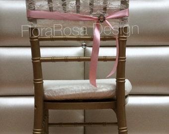 Chair cover,wedding chair cover , chiavari chair cover