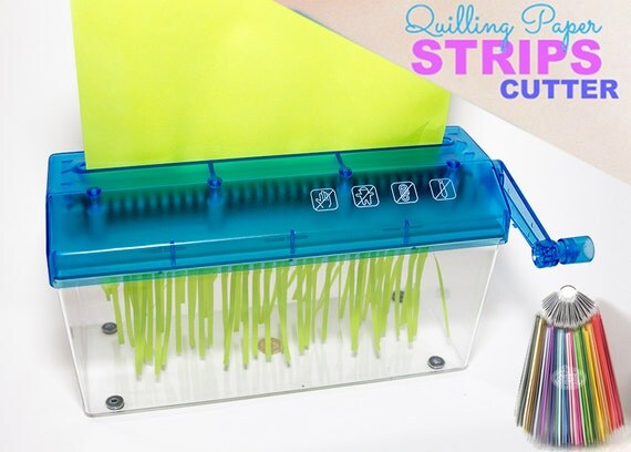 Paper Shredder For Quilling Paper Quilling Strips Cutter