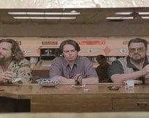 The Big Lebowski Bar Movie Scene Sticker