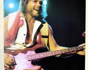 Van Halen Poster Etsy