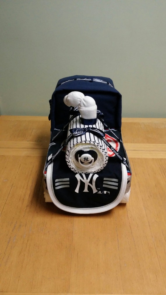Train Diaper Cake For Any Sports Team Ny Jets Giants Kc