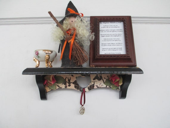 how to make a kitchen witch doll