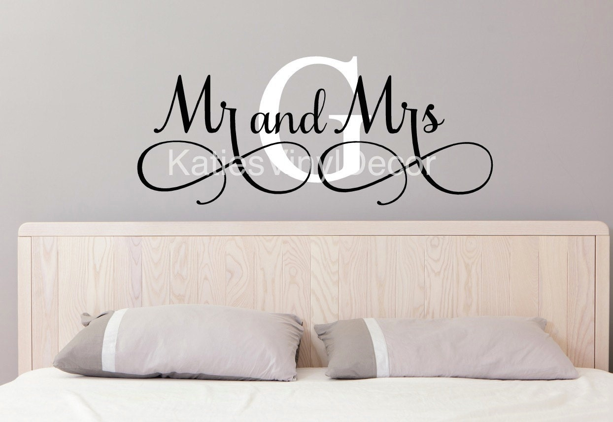 Mr Mrs Wall Decor 28 Images Mr Mrs Wall Decal Large Bedroom Wall Above Bed Mr Mrs Wall