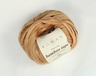 Rowan Bamboo Tape - Honey 712