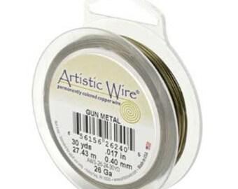 Artistic Wire - 26 Gauge - 27.43 Metres