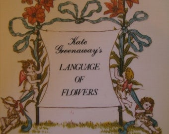 Kate Greenaway's Language of Flowers