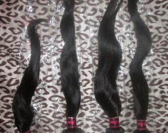 Balayage Dip Dye 8A Remy Peruvian Virgin Unprocessed Grade AAAAAA  Weft 1b Natural Black Colour 100 Percent Human Hair No SmellChemicals