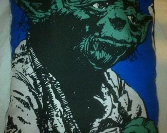Yoda cushion