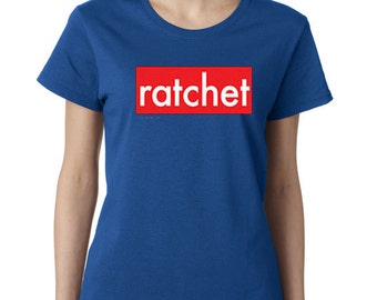 Ratchet - Womens Tshirt - Tshirt