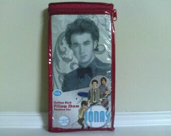 VTG Rock N Roll Two Soft and Comfortable 'Jonas' Pillow Shams, Disney.