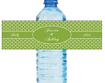 Bubble bottle labels etsy for Bubble bottle label template