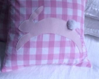 Jumping Bunny Pink