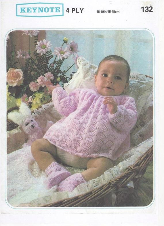 Baby Girls Angel Top Baby Girls Knitting Pattern Angel Top