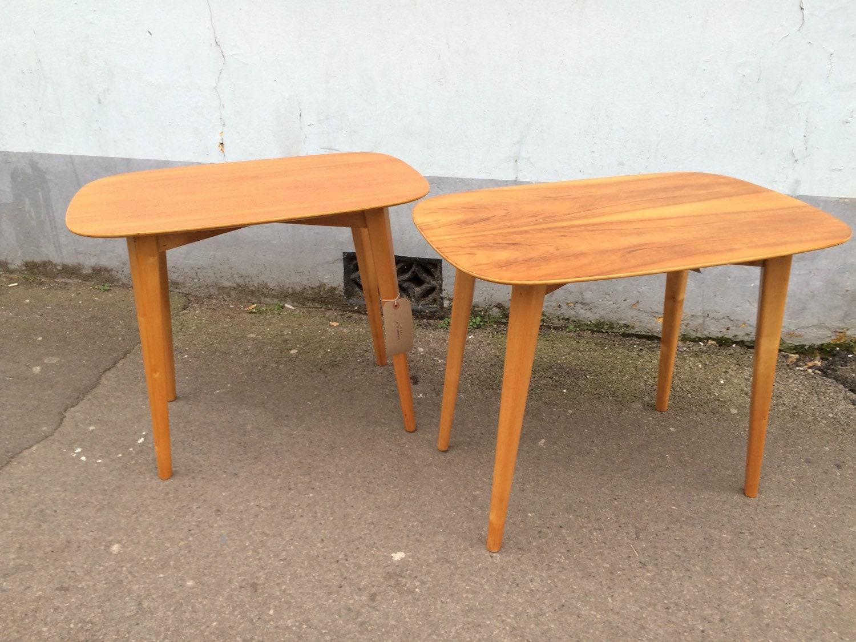 1950 S Wood Furniture ~ S utility furniture scheme blonde wood coffee