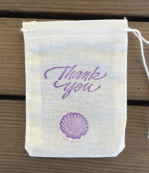 Wedding Favor Bags Beach : wedding favor bags, beach wedding thank you bags, thank you favor bags ...