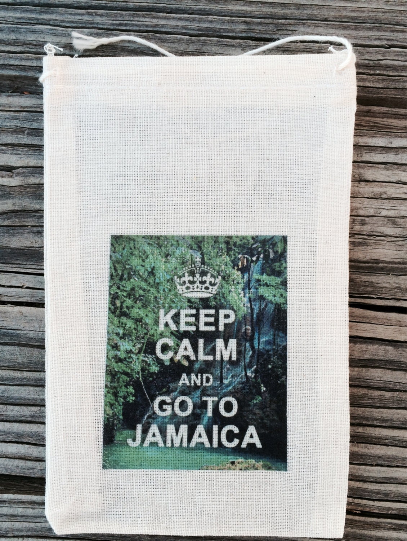 Jamaica Destination Wedding Gift Bag Ideas : 10 Jamaican wedding favor bags Jamaica favor bag beach