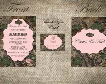 camo wedding invitation  etsy, invitation samples