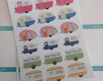 Camper Stickers!