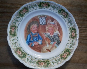 Winterling bavaria porcelain plate