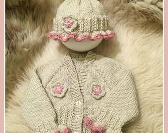 Emmie pdf knitting pattern