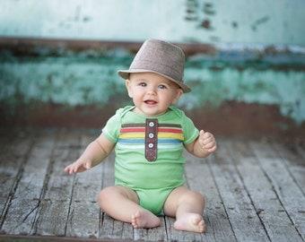 Carson Tweed Fedora Cap